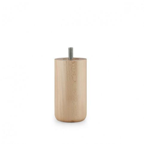 Pieds Finition Bois - N°40 - 10 cm