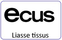 Liasse tissus Ecus